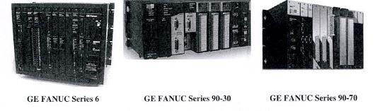 GE FANUCسیستم های کنترل PLCرا در مدل های متفاوتی ارائه نموده است.
