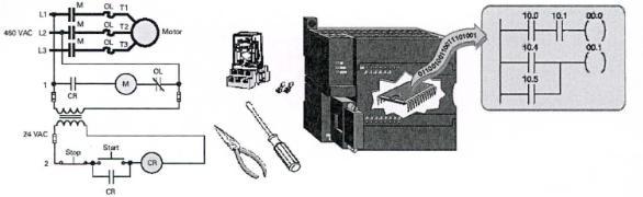 مقایسه سیستم کنترل رله با DCS