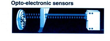 سنسورهای نوری گیرنده و فرستنده در یک بلوک با صفحه منعکس کننده نور RETROREFLEETIVE