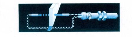 سنسور نوری میتواند توسط کابل نوری به صورت مینیاتوری عمل نماید
